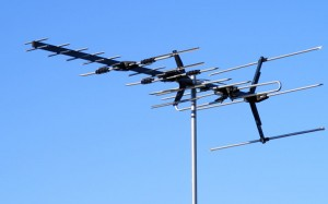 Top quality digital antenna installation